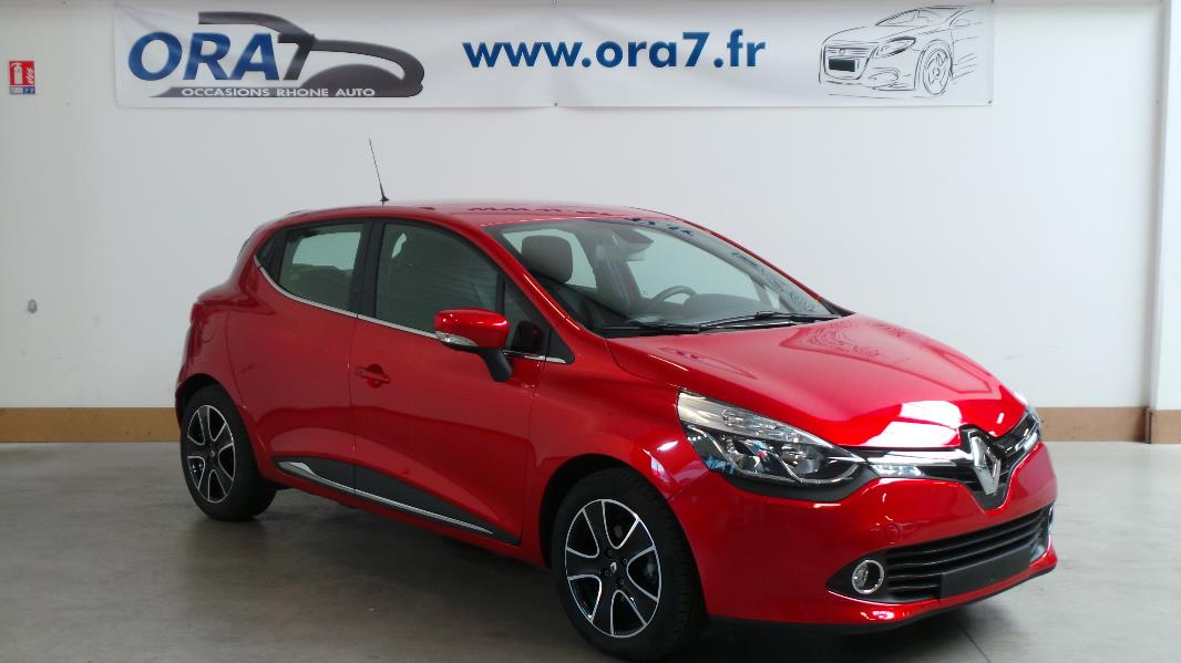 renault clio 4 1 5 dci90 energy dynamique eco 5p occasion lyon neuville sur sa ne rh ne ora7. Black Bedroom Furniture Sets. Home Design Ideas