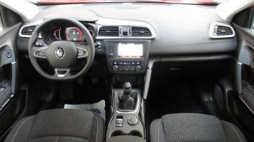 Renault kadjar dci 130 energy zen 4wd occasion lyon for Kadjar interieur 7 places