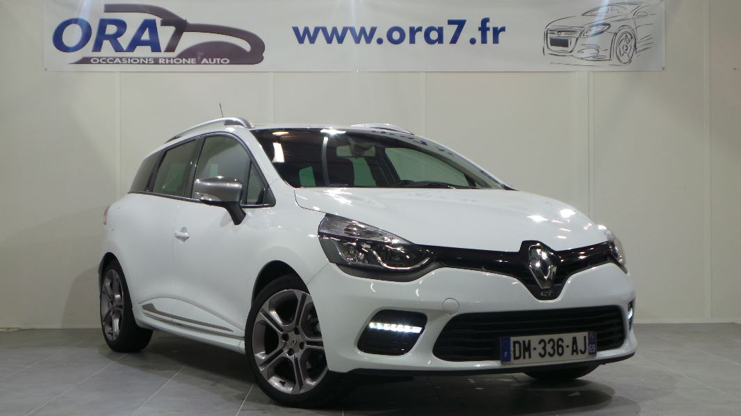 renault clio 4estate tce 120 gt eco edc occasion lyon neuville sur sa ne rh ne ora7. Black Bedroom Furniture Sets. Home Design Ideas