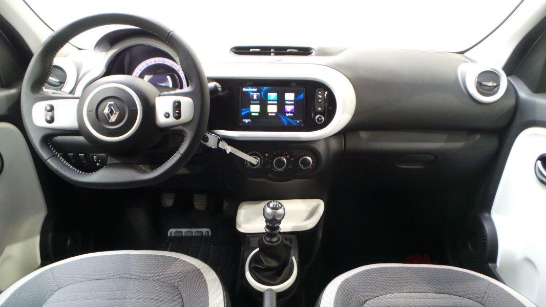 Renault Twingo 3 0.9 Tce 90ch Energy Intens Occasion à Lyon Neuville ...