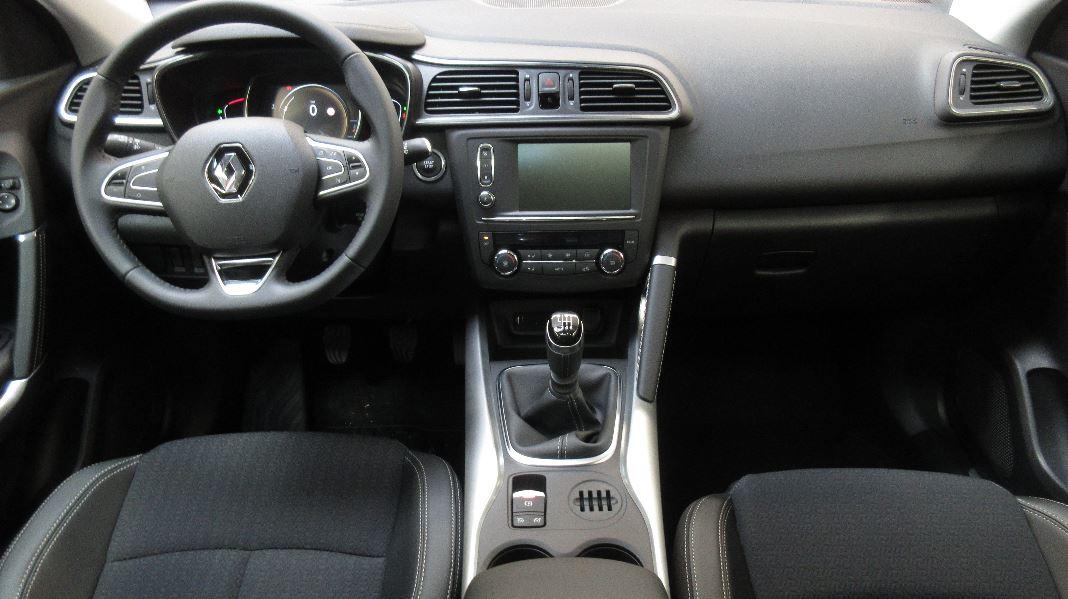 Renault kadjar tce 130 energy intens occasion lyon for Kadjar interieur 7 places