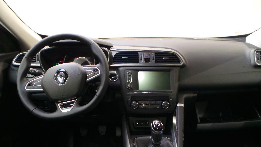 Renault kadjar tce 130 energy intens occasion lyon for Interieur renault kadjar