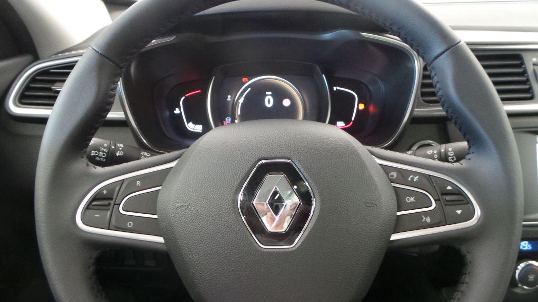 Renault kadjar tce 130 energy intens occasion mont limar for Interieur renault kadjar