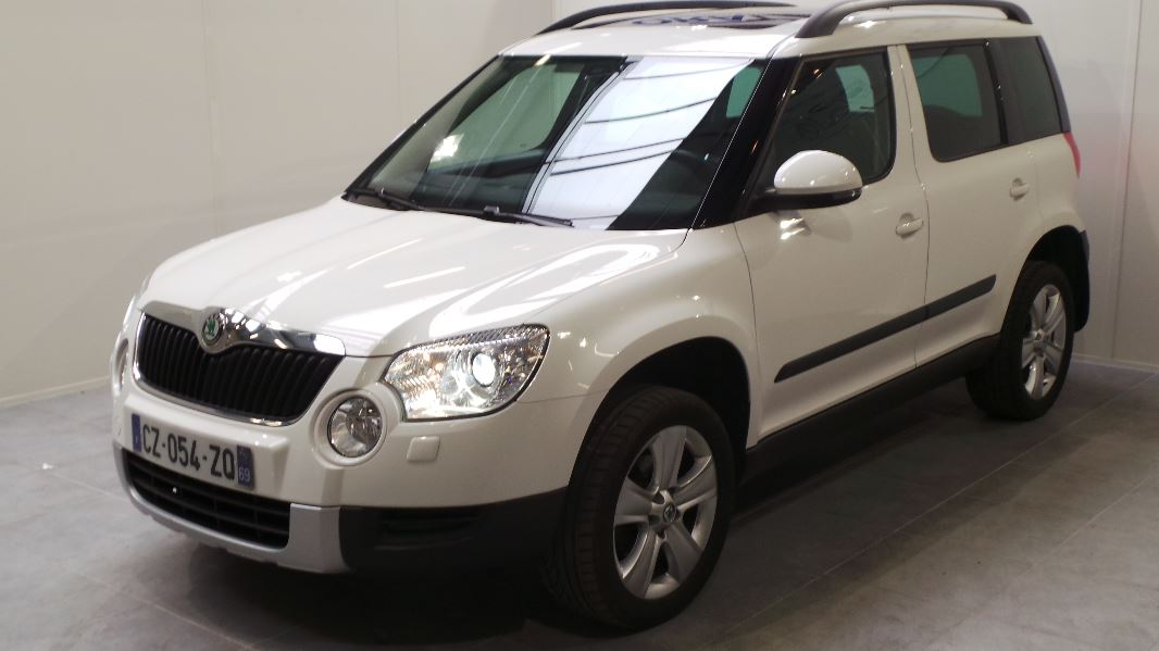 skoda yeti 2 0 tdi 140 cr ambition dsg 4x4 occasion lyon neuville sur sa ne rh ne ora7. Black Bedroom Furniture Sets. Home Design Ideas