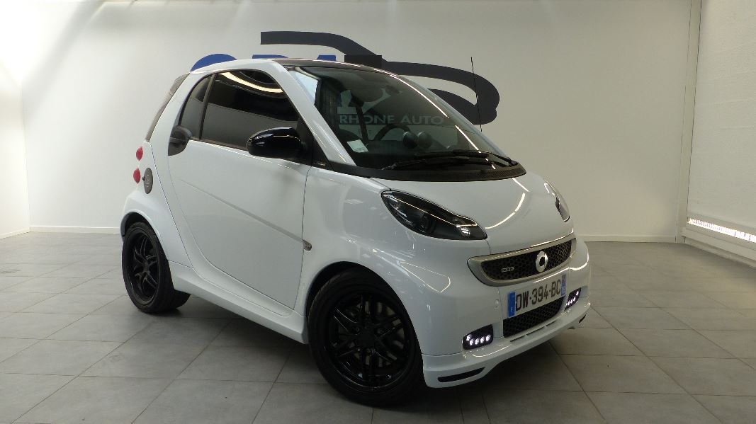 smart fortwo ii brabus xclusive 102 cv softouch occasion. Black Bedroom Furniture Sets. Home Design Ideas