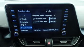 Nouvelle TOYOTA C-HR 184H EDITION 2WD E-CVT MC19