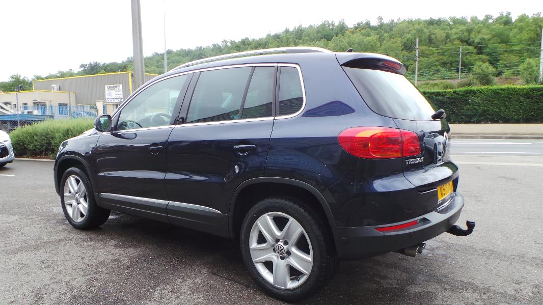 volkswagen tiguan 2 0 tdi170 fap carat 4motion occasion. Black Bedroom Furniture Sets. Home Design Ideas