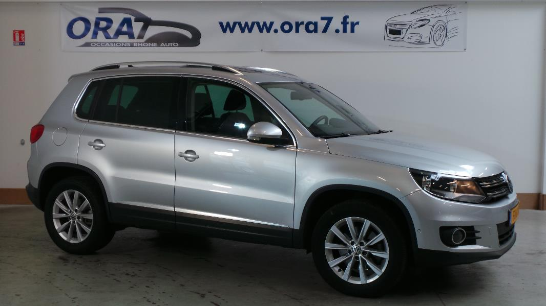 volkswagen tiguan 2 0 tdi 140 fap sportline bluemotion occasion lyon neuville sur sa ne rh ne. Black Bedroom Furniture Sets. Home Design Ideas