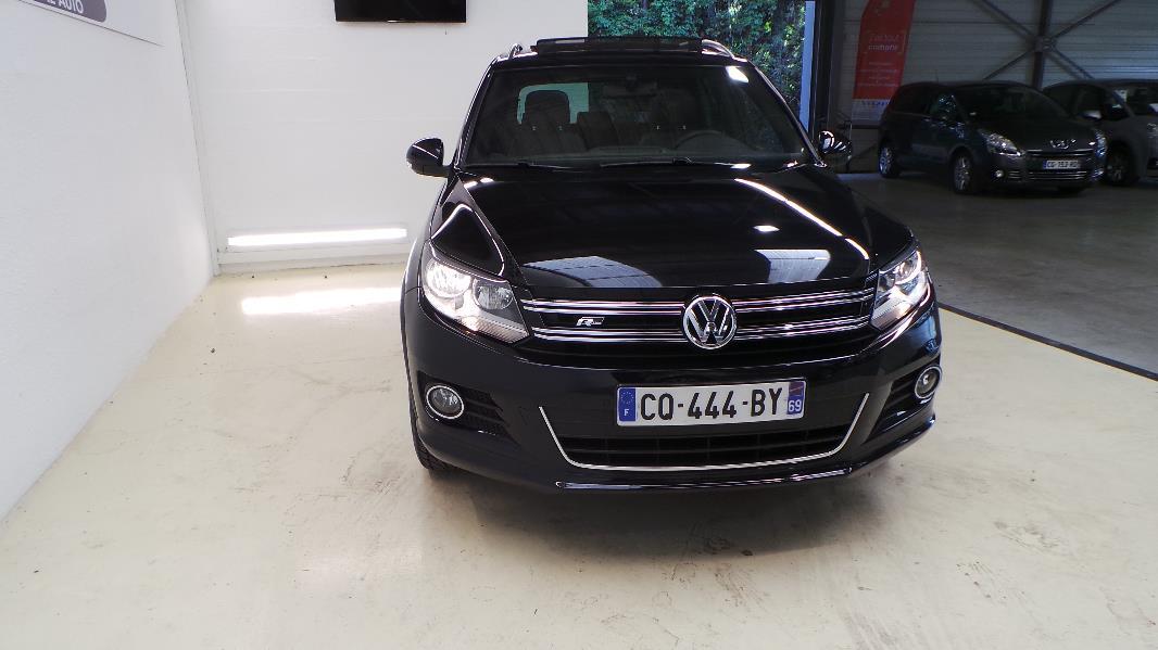 Volkswagen tiguan 2 0 tdi 110ch fap bluemotion technology for Garage volkswagen occasion lyon