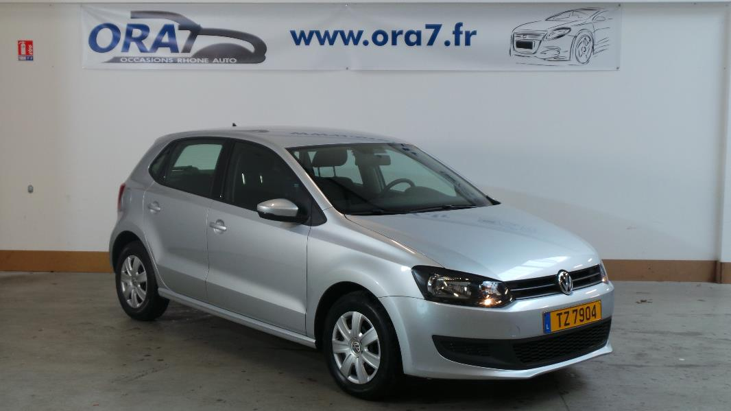 volkswagen polo 1 2 tdi75 fap trendline 5p occasion lyon neuville sur sa ne rh ne ora7. Black Bedroom Furniture Sets. Home Design Ideas