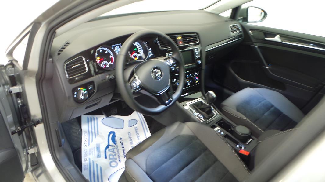 Volkswagen golf 7 2 0 tdi150 fap bluemotion technology for Interieur golf 2