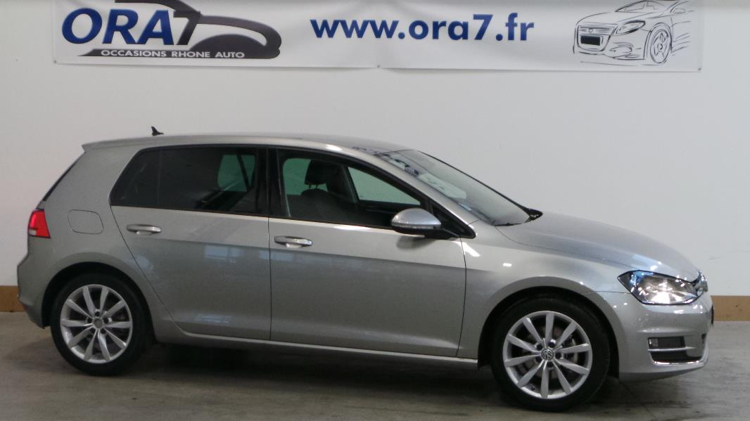 volkswagen golf 7 2 0 tdi150 fap bluemotion technology
