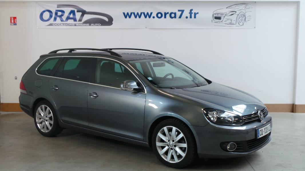 volkswagen golf 6sw 2 0 tdi140 dpf confortline occasion lyon neuville sur sa ne rh ne ora7. Black Bedroom Furniture Sets. Home Design Ideas