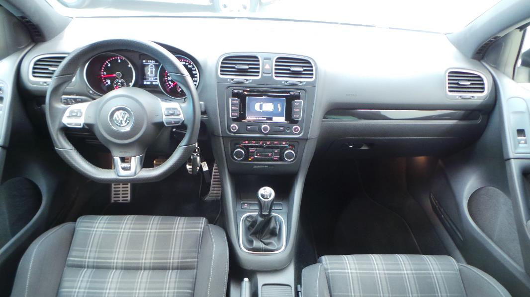 volkswagen golf 6 2 0 tdi170 fap gtd 5p occasion lyon. Black Bedroom Furniture Sets. Home Design Ideas
