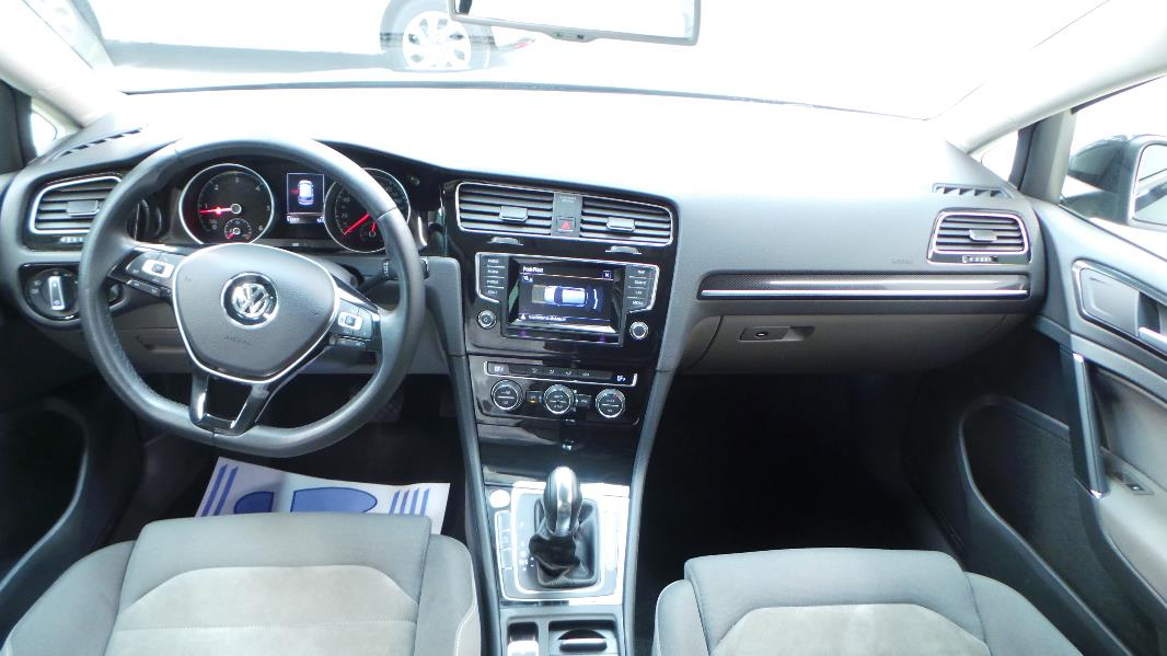 volkswagen golf 7 2 0 tdi 150 fap bluemotion technology