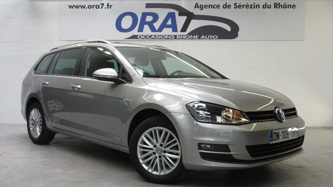 volkswagen golf 7sw 1 2 tsi 105ch bluemotion technology cup occasion lyon s r zin rh ne ora7. Black Bedroom Furniture Sets. Home Design Ideas