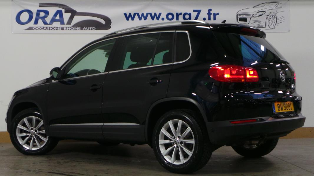 volkswagen tiguan 2 0 tdi 140ch fap bluemotion technology sportline occasion lyon neuville sur. Black Bedroom Furniture Sets. Home Design Ideas