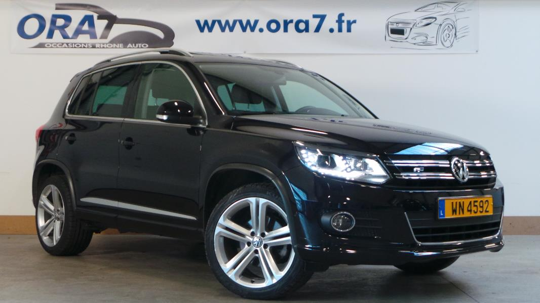 volkswagen tiguan 2 0 tdi 177ch fap bluemotion technology r exclusiv occasion lyon neuville. Black Bedroom Furniture Sets. Home Design Ideas