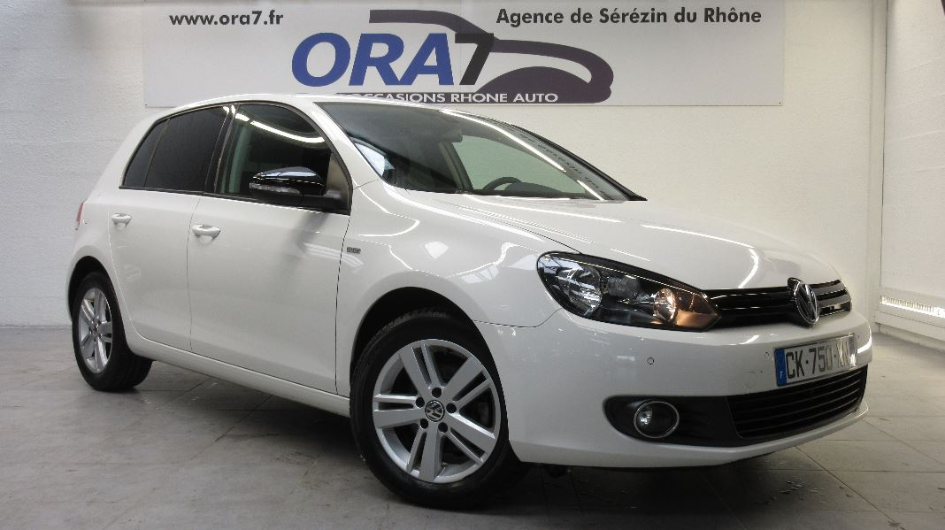 volkswagen golf 6 1 6 tdi 105 fap bluemotion match 5p. Black Bedroom Furniture Sets. Home Design Ideas