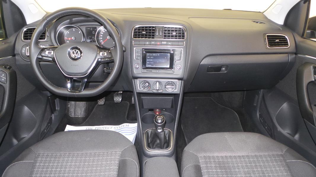Volkswagen Polo 1 6 Tdi90 Fap Bluemotion Technology