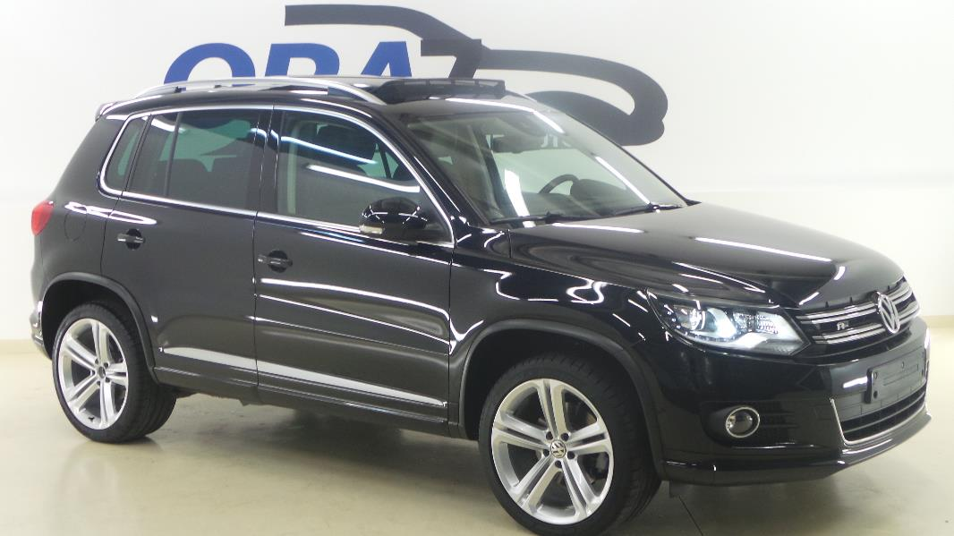 volkswagen tiguan 2 0 tdi 177ch fap bluemotion technology r exclusiv occasion mont limar. Black Bedroom Furniture Sets. Home Design Ideas