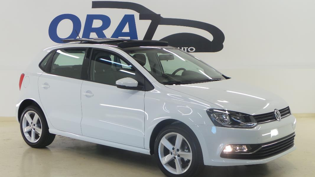 Annonce #16080 - VOLKSWAGEN POLO - BLANCHE