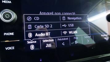 Nouvelle VOLKSWAGEN GOLF 7 2.0 TDI 150CH FAP CARAT DSG7 EURO6D-T 5P
